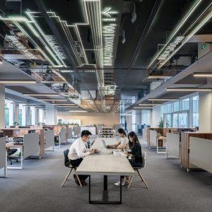 اهمیت و ضرورت طراحی داخلی اداری