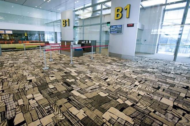 ویژگی های موکت فرودگاهی تایلی