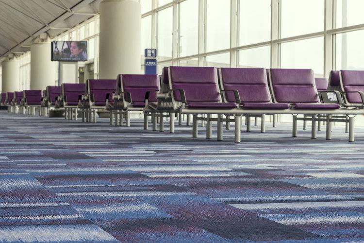 انواع موکت فرودگاهی