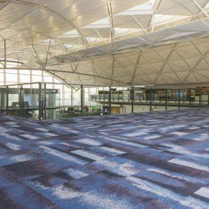 موکت فرودگاهی بهترین انتخاب برای سالن فرودگاه