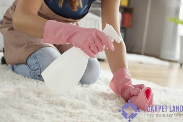 رفع بوی بد موکت و فرش با بهترین روش بصورت 100% خانگی