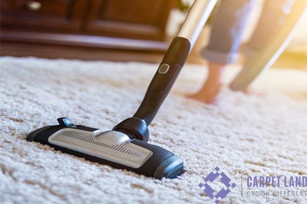 تمیز کردن فرش در خانه